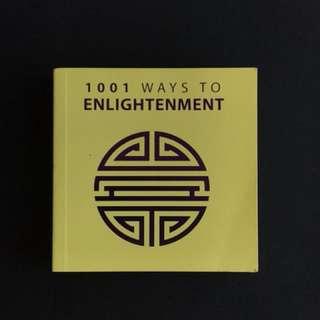 1001 Ways to Enlightenment