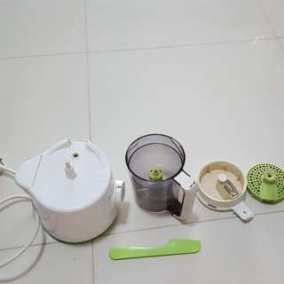 Philip Avent Baby Food Steamer And Processor