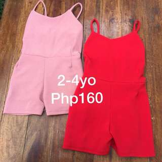Rompers for kids