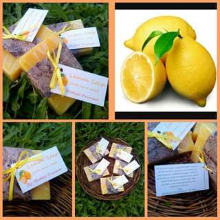 Lemon Anti Acne Beauty Soap (135g.)