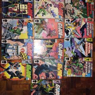 G.I. JOE, SUPERMAN, ATARI FORCE, & MORE