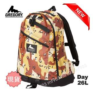 行貨 Gregory Day Pack 26L SLV TAG CHO 沙漠迷彩 Visvim arro 22 書包 Wtaps 經典旅 NBHD 行袋 Bape 行貨