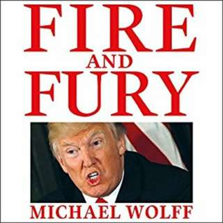 eBook - Fire and Fury by Michael Wolff