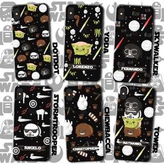 Custom Case Casing HP - Star Wars Tsum Tsum