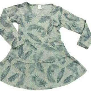 Peplum Dress (6 - 7 years)