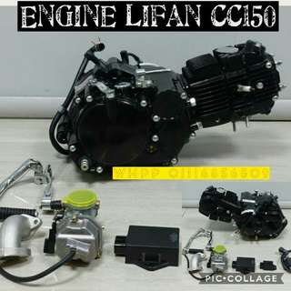 Engines lifan cc150