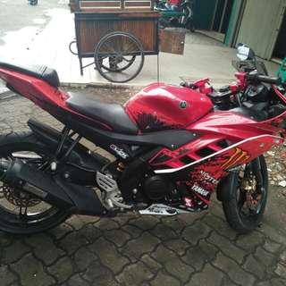 Yamaha r15 th 2016 bekasi