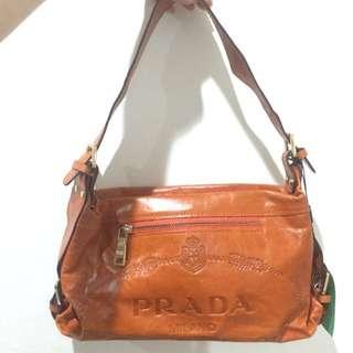 Prada Milano Shoulder Bag and Sling Bag