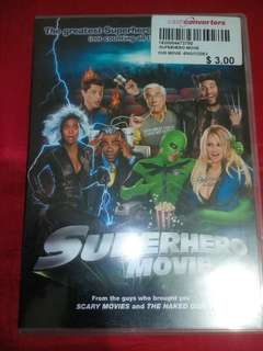 Hero Movie DVD
