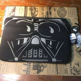 (NEW) Limited Edition Typo Star Wars 15 Inch Laptop Case