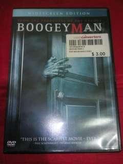 The Boogeyman DVD