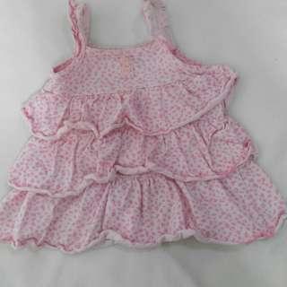 Ashley's Baby Girl Dress Baju Budak Perempuan