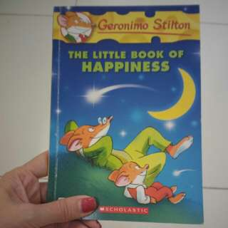 Geronimo Stilton - The Little Book of Happiness
