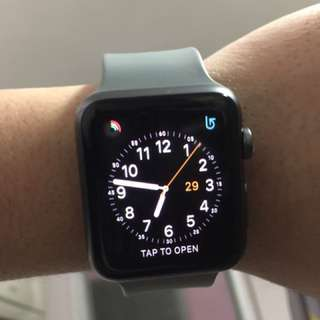 I watch series 1 (space gray)