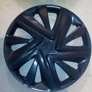 15 inch Black Honda Hubcaps / Rim covers