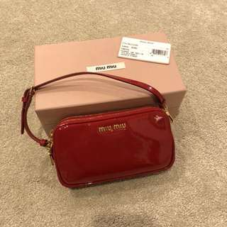Miu Miu mini bag
