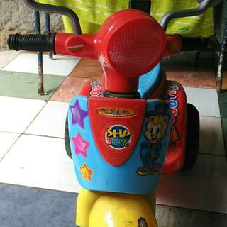 Scooter roda 3