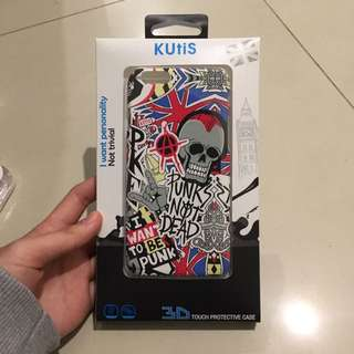 Skull IPhone 6s Phone Case/ Cover