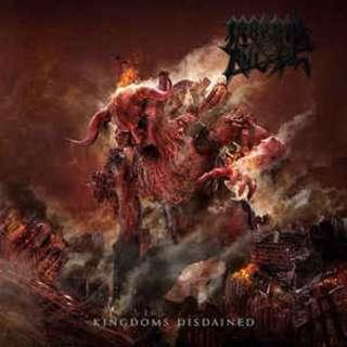 Morbid Angel - Kingdoms Disdained CD Brand New Sealed