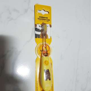 Count-down toothbrush flashlight - Bare Bear Grizzly Miniso Jap *FINAL SALE!*