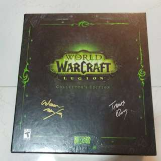World of warcraft collector edition