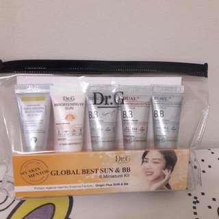 Dr.G Global Best Sun & BB Kit