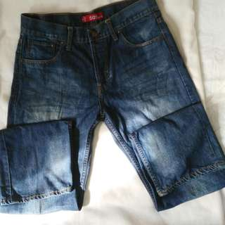 Levis Jean 501 Big E made in USA