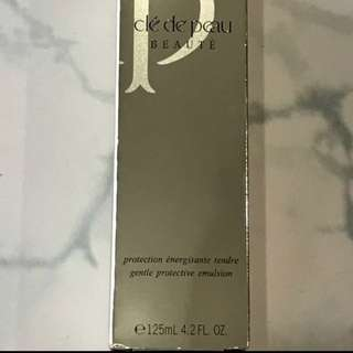 CPB Cle de Peau Beaute Gentle Protective Fortifying Emulsion 125ml