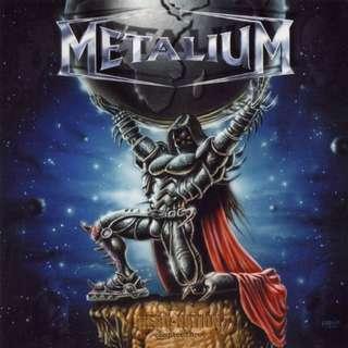 Metalium - Hero Nation Chapter 3 CD