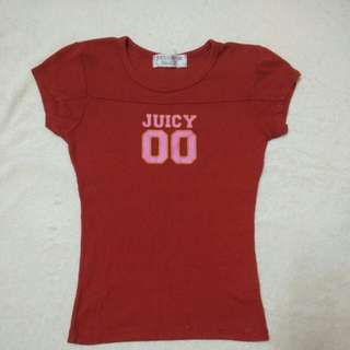 JUICY COUTURE T'SHIRT