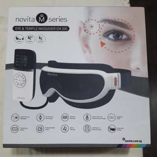 Novita Eye Massager