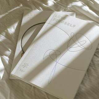 BTS LOVE YOURSELF: HER ALBUM (FREE POSTAGE)
