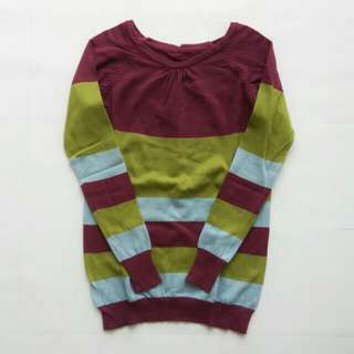 Knit Sweater (Rajut)