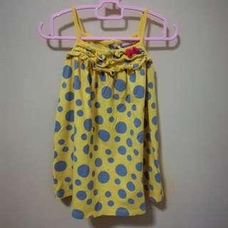 Poney Dress size 6-12 months