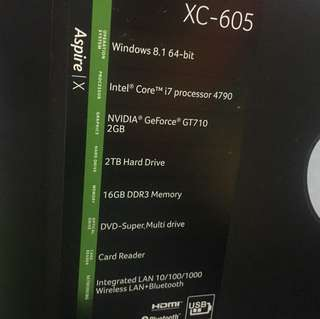 Acer selling