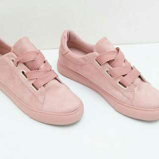 Eylaa Wide Lace Pink