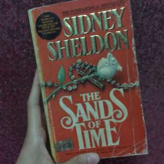 The Sands Of Tine - Sidney Sheldon
