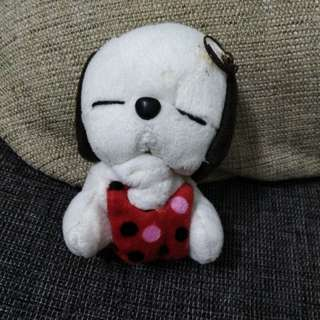 Lonely Puppy Soft Toy