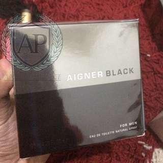 Aigner Black Original Product 125ml EDT