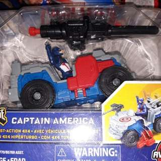 Captain America Action Toy