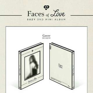 SUZY-FACES OF LOVE