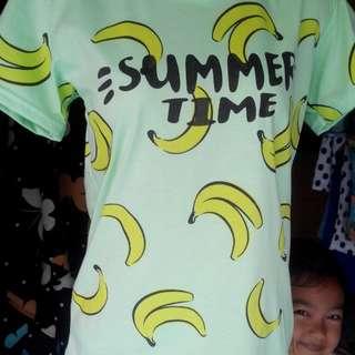 Atasan remaja banana
