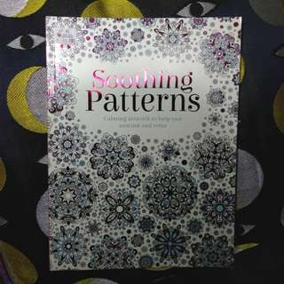 Soothing Patterns Colouring Books for Adults