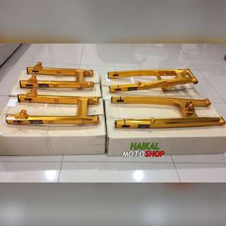 Swing Arm King Drag 125zr/Ex5