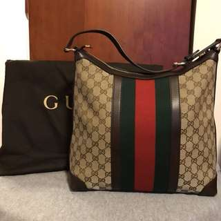 Gucci hobo bag 手袋