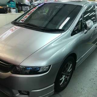 HONDA ODC 2.4(A) 2008 FULL SPEC SUNROOF