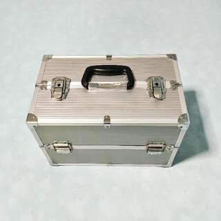 Sephora Metal Train Case with Lock