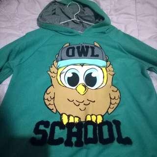 #cintadiskon SWEATER NEVADA OWL TOSCA