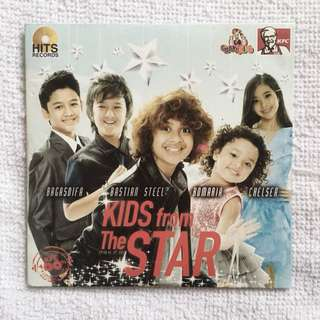 KIDS FROM THE STAR Music Album