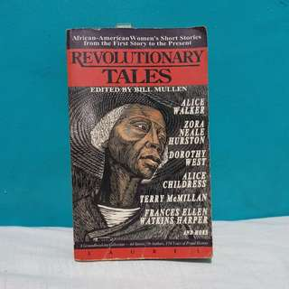 Revolutionary Tales edited by Bill Mullen